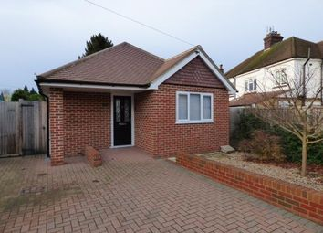 Thumbnail 1 bed bungalow for sale in Woodland Way, Penenden Heath, Maidstone, Kent