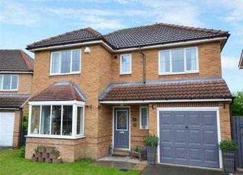 Thumbnail 4 bed property for sale in Melbourne Way, Waddington, Lincoln