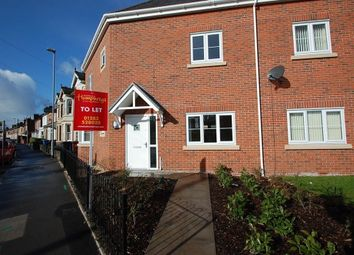 Thumbnail 3 bedroom property to rent in Saw Mill Way, Burton Upon Trent, Staffordshire