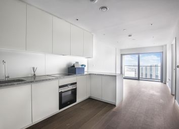 Thumbnail 1 bed flat to rent in No.2, Upper Riverside, Cutter Lane, Greenwich Peninsula