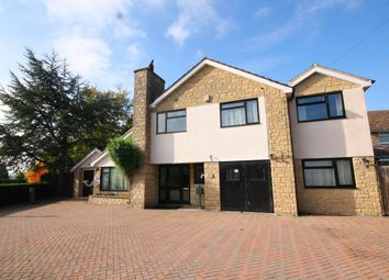 Thumbnail 6 bed detached house for sale in Ratcliff Lawns, Southam, Cheltenham