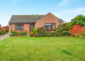 Thumbnail 2 bedroom detached bungalow for sale in Andrews Place, Hunstanton