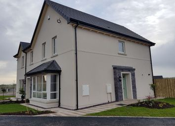 Thumbnail 3 bedroom semi-detached house to rent in Millmount Village Square, Dundonald, Belfast