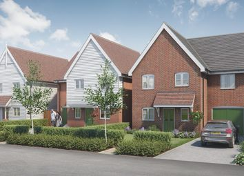 Thumbnail 4 bed detached house for sale in The Rosefinch, St Luke's Park, Runwell Road, Runwell, Essex