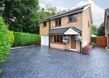 Thumbnail 4 bed detached house for sale in Canvey Grove, Meir Park