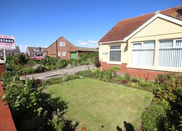 Thumbnail 3 bed semi-detached bungalow for sale in Penrith Avenue, Thornton-Cleveleys