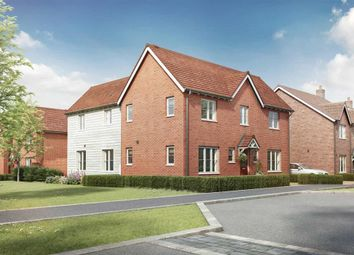 """Thumbnail 4 bed detached house for sale in """"The Langdale - Plot 194"""" at Lancaster Avenue, Maldon"""