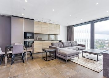Thumbnail 1 bed flat to rent in The Lexicon Tower, 261 City Road, London