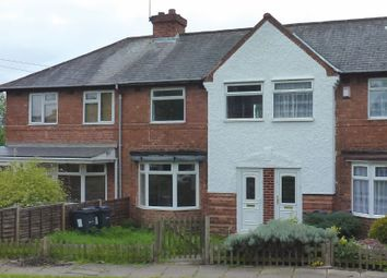 Thumbnail 3 bedroom terraced house for sale in Round Road, Birmingham, West Midlands