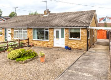 Thumbnail 2 bed semi-detached bungalow for sale in Pentland Drive, Huntington, York