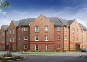 """Thumbnail 1 bed flat for sale in """"Lancer Apartments"""" at Pennefather's Road, Wellesley, Aldershot"""
