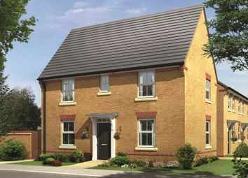 Thumbnail 3 bedroom detached house for sale in Stonnyland Drive, Lichfield