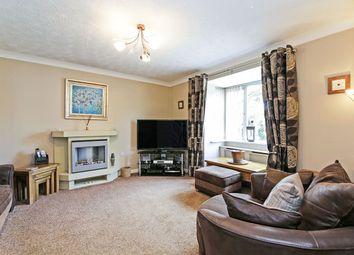 Thumbnail 4 bed detached house for sale in Larmouth Court, Willington, Crook