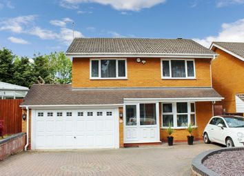 4 bed detached house for sale in Kingsleigh Drive, Castle Bromwich B36