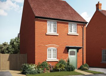 "Thumbnail 3 bed semi-detached house for sale in ""The Melford"" at Acorn Park, Cranford Road, Burton Latimer, Kettering"
