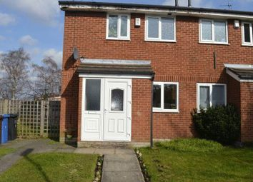 Thumbnail 1 bedroom property to rent in Marford Close, Sharston, Manchester
