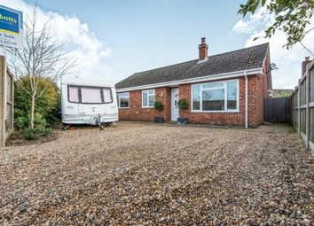 Thumbnail 3 bedroom bungalow for sale in Mulbarton, Norwich, Norfolk