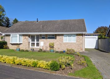 Thumbnail 3 bed detached bungalow for sale in Little Dene Copse, Pennington, Lymington, Hampshire