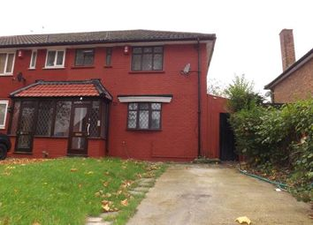 Thumbnail 3 bed end terrace house for sale in Somertrees Avenue, Lee, London, .