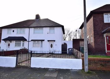 Thumbnail 3 bed semi-detached house for sale in Gorsedale Road, Wallasey, Merseyside