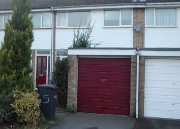 Thumbnail 3 bed terraced house to rent in Maple Avenue, Exhall, Coventry, Warwickshire