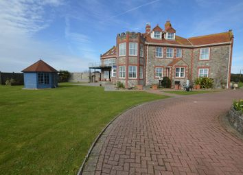 Thumbnail 5 bedroom detached house for sale in Links Road, Uphill, Weston-Super-Mare