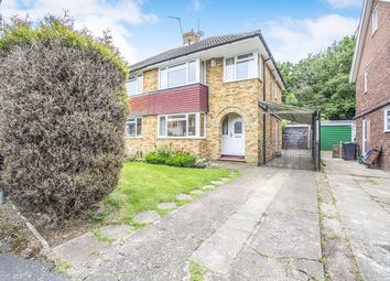 Thumbnail 3 bed semi-detached house to rent in Sedley Close, Aylesford