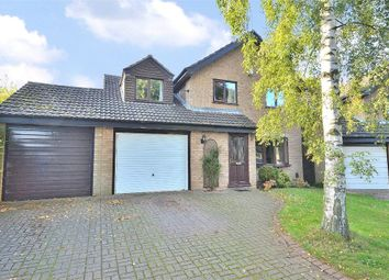 Thumbnail 4 bed detached house for sale in Berkeley Close, Abington, Northampton