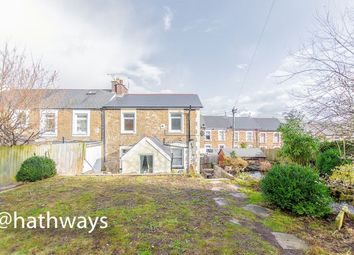 Thumbnail 3 bedroom end terrace house for sale in Broad Street, Griffithstown, Pontypool