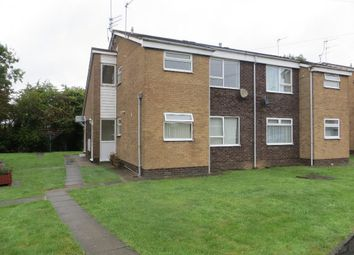 Thumbnail 2 bedroom flat for sale in Gullane Drive, Hull