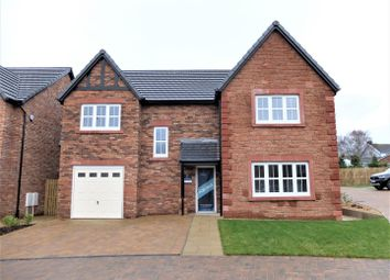 Thumbnail 4 bed detached house for sale in St. Constantines Way, Wetheral, Carlisle