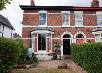 Thumbnail 5 bed semi-detached house for sale in Victoria Road, Chester