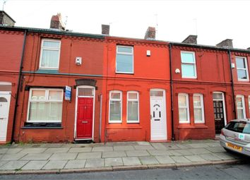 Thumbnail 2 bedroom terraced house for sale in Goswell Street, Wavertree, Liverpool