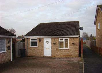 Thumbnail 2 bed bungalow for sale in Saxon Rise, Irchester, Wellingborough