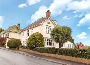 Thumbnail 4 bed detached house for sale in Allington Park, Bridport, Dorset