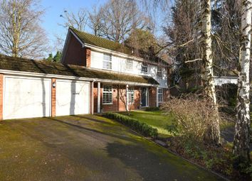 Thumbnail 4 bed detached house for sale in South Ascot, Berkshire