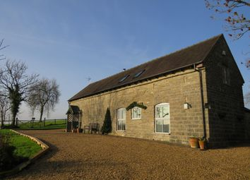 Thumbnail 4 bed barn conversion to rent in Offcote, Kniveton, Ashbourne