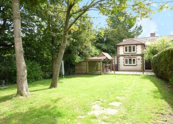 Thumbnail 3 bed end terrace house to rent in Manor Farm Cottages, Treyford, Midhurst