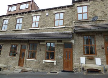 Thumbnail 3 bed terraced house to rent in Bank Street, Mirfield