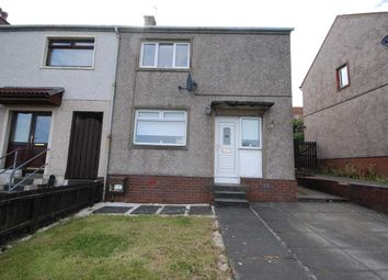 Thumbnail 2 bed end terrace house for sale in Mossgiel Road, Ardrossan