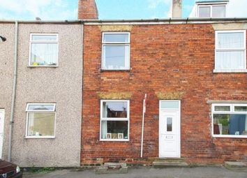 Thumbnail 2 bed terraced house for sale in Gosber Road, Eckington, Sheffield, Derbyshire