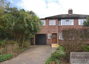 Thumbnail 4 bed semi-detached house for sale in Kirket Close, Bebington, Wirral