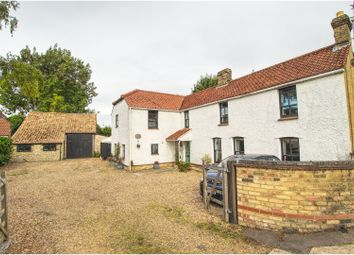 Thumbnail 6 bed detached house for sale in North Street, Burwell, Cambridge