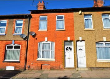 Thumbnail 2 bed terraced house for sale in Norton Road, Northampton