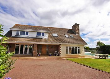 Thumbnail 5 bed detached bungalow for sale in Les Grupieaux, St. Peter, Jersey