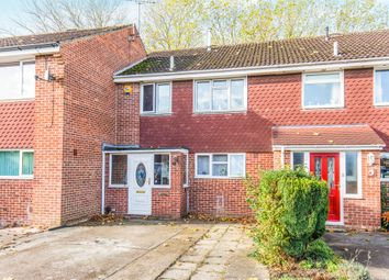 Thumbnail 3 bed terraced house for sale in Mottisfont Road, Eastleigh