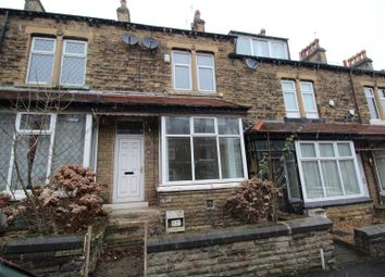 Thumbnail 4 bed terraced house to rent in Norwood Avenue, Shipley