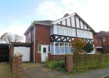 Thumbnail 3 bed semi-detached house for sale in Byron Drive, York