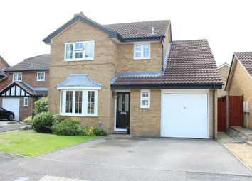 Thumbnail 4 bed detached house for sale in Winsford Gardens, Bishopstoke, Eastleigh