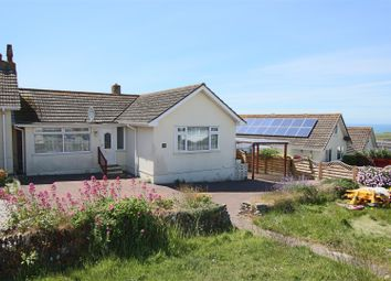 Thumbnail 2 bed semi-detached bungalow for sale in Lewarne Road, Porth, Newquay
